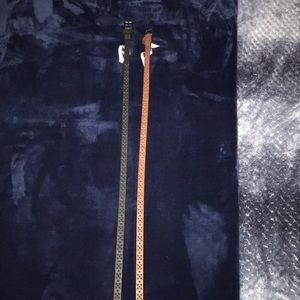 Old Navy skinny belts